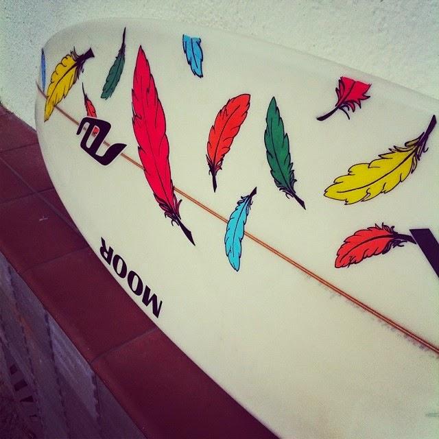 Decorar Tablas De Surf Y Skate My Hand Mate